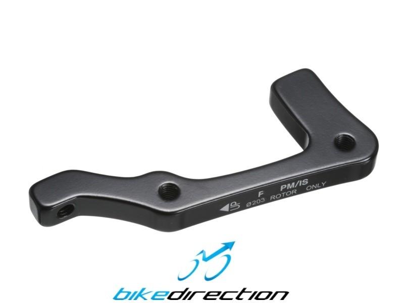 Adattatore-freno-disco-IS-PM-anteriore-203-Bike-Direction
