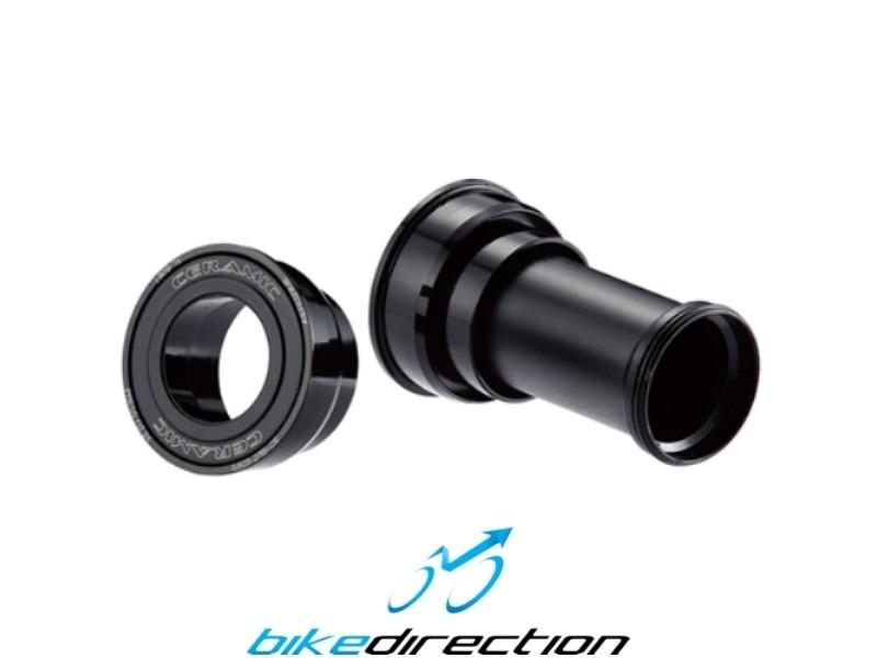 Aerozine-Press-fit-BB-41-movimento-centrale-cuscinetti-ceramic-Bike-Direction
