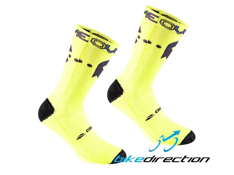 calzini-gist-game-giallo-fluo-socks-estivi-leggeri-Bike-Direction