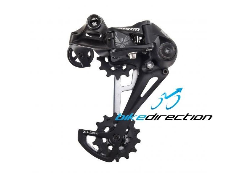 cambio-SRAM-eagle-GX-derailleur-nero-12V-12-velocità-Bike-Direction