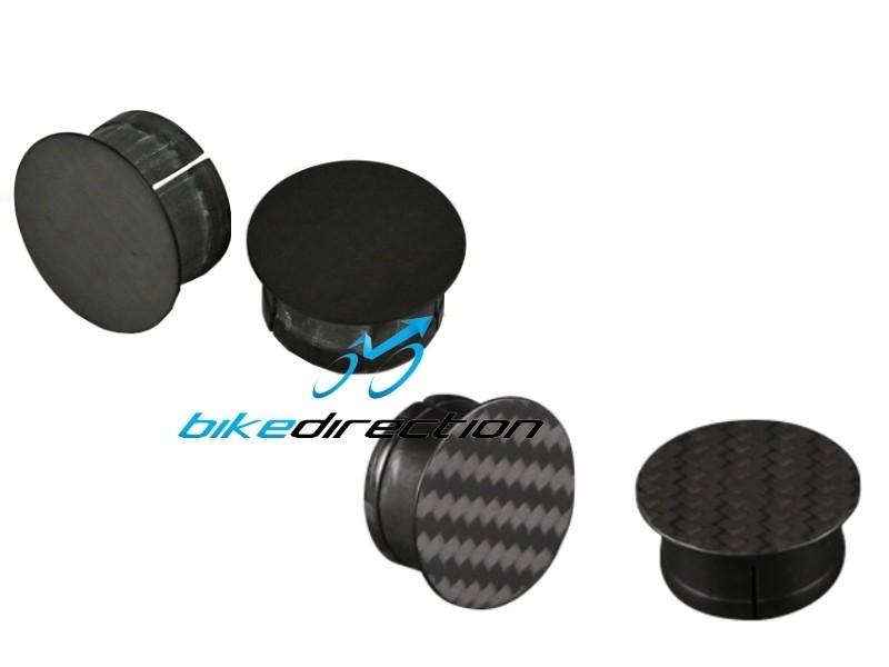 Carbonice-Hänsel-und-Gretel-tappi-manubrio-carbonio-UD-3K-Bike-Direction