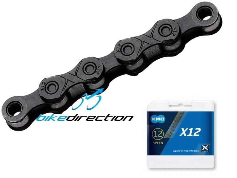 catena-kmc-x11-sram-shimano-11V-118-maglie-nero-silver-Bike-Direction