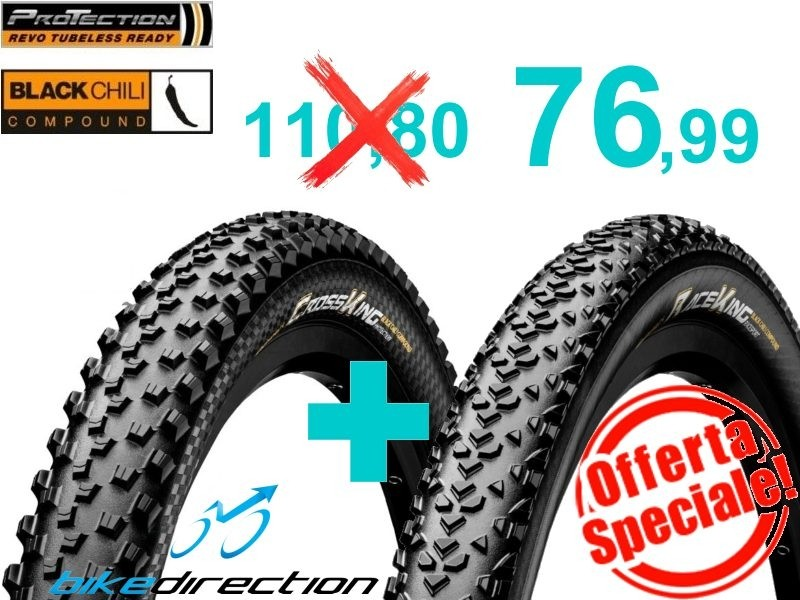 Continental-offerta-Race-King-Cross-PROTECTION-copertoni-Schwalbe-Bike-Direction