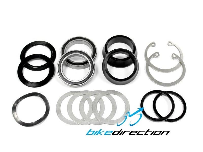 cuscinetti-BB30-kit-rondella-distanziali-movimento-centrale-calotte-42-Bike-Direction
