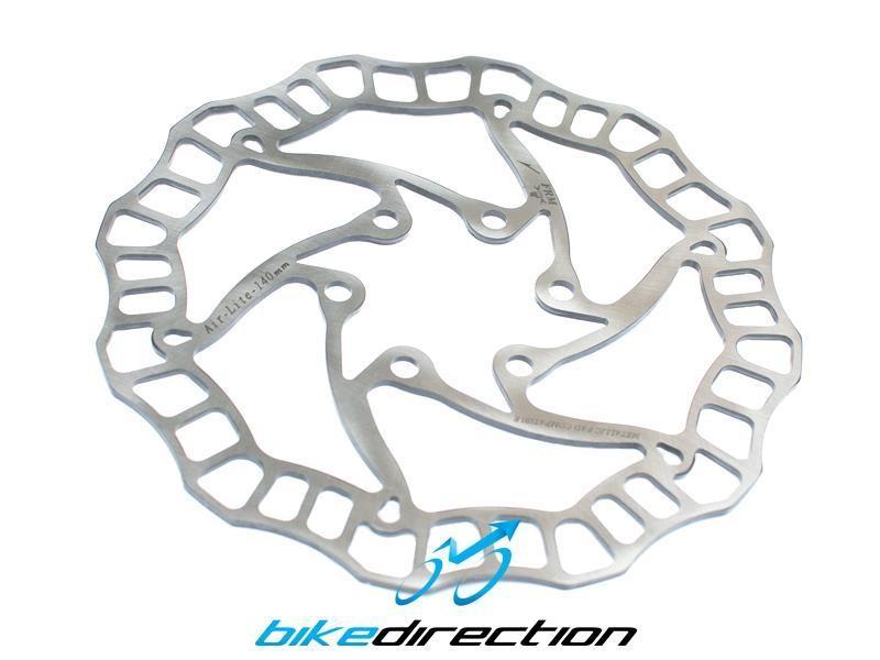 Disco-freno-FRM-Air-lite superleggero-140-MTB-Bike-Direction