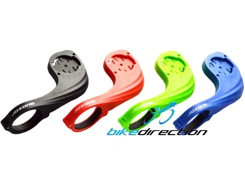 GARMIN-EDGE-810-820-500-510-520-supporto-attacco-colorato-BARFLY-Bike-Direction