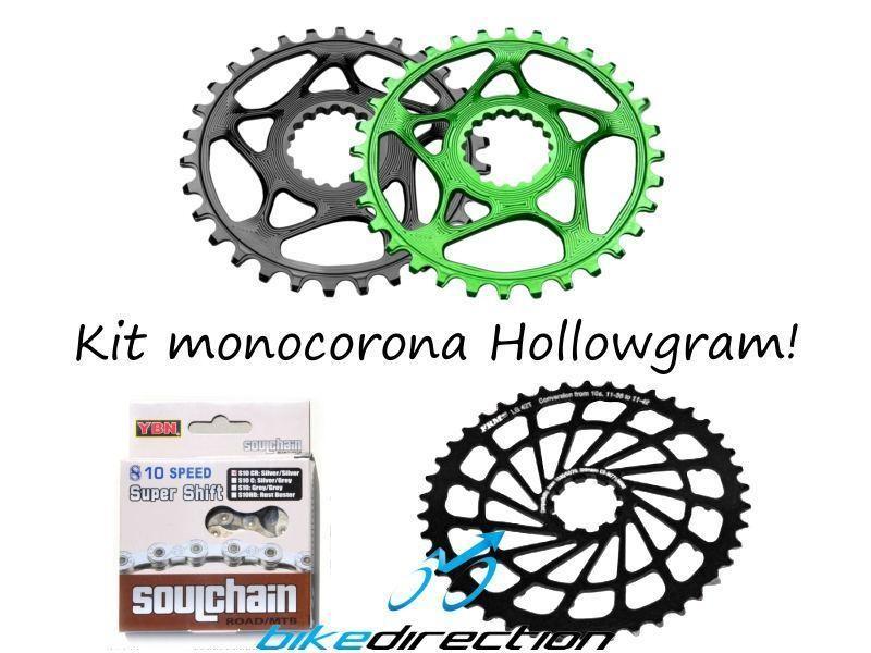 kit-monocorona-absolute-black-cannondale-hollowgram-28-30-32-34-denti-XX1-Bike-Direction