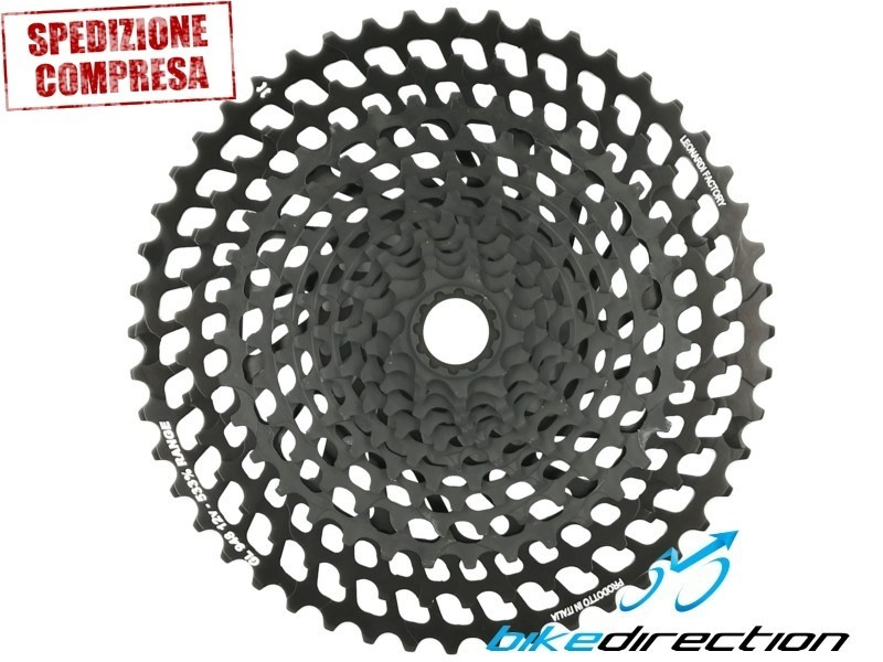 Leonardi-948-cassetta-eagle-12V-sram-black-nera-ingrid-Bike-Direction