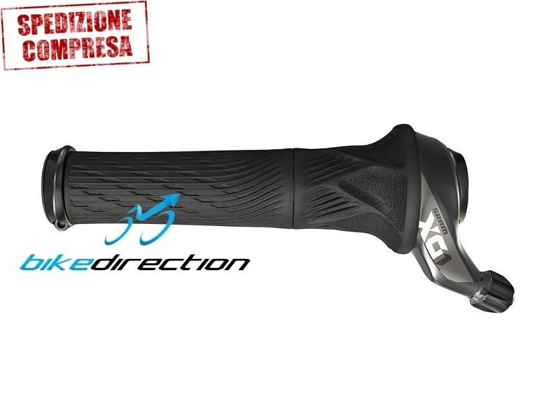 manettino-SRAM-EAGLE-X01-nero-Grip-Shift-Twister-12-velocità-Bike-Direction