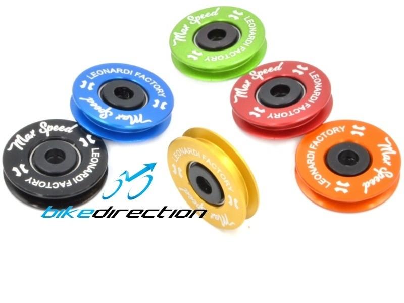 Max-speed-leonardi-rotelline-cambio-colorate-gold-SRAM-EAGLE-Bike-Direction