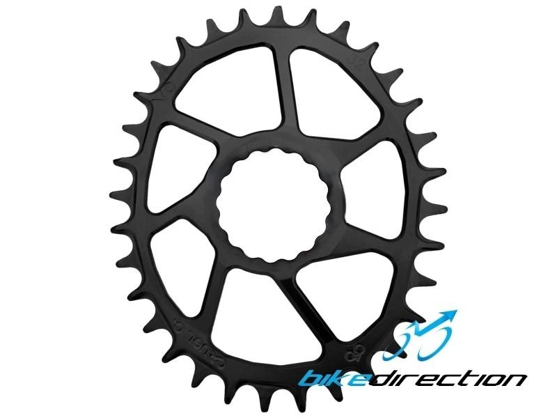 monocorona-Race-Face-integrata-spiderless-Cruel-doppie-camme-ovale-Turbine-Next-SL-Bike-Direction