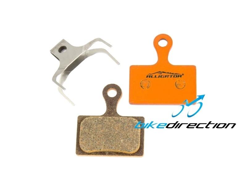 pastiglie-Ultegra-shimano-XTR-M9100-12V-ALLIGATOR-organiche-Bike-Direction