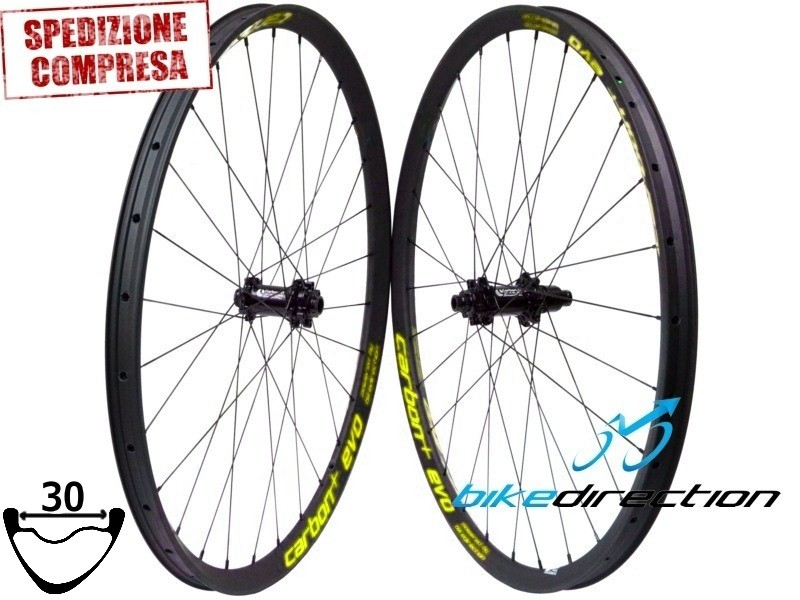 Ruote-carbo-MTB-Carbon+-Ti-Alpina-Sapim-ENVE-space-alchemist-cyp-wheels-Bike-Direction