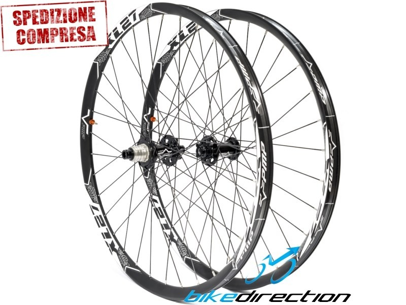 Ruote-Noxon-Enduro-XL27-Wheel-Set-canale-30-hookless-WTB-wide-rim-Bike-Direction