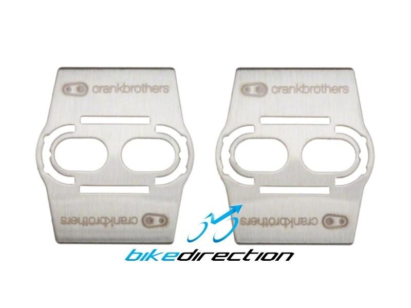 Shield-Crank-Brothers-protezione-tacchette-scarpe-pedali-piastrine-Bike-Direction