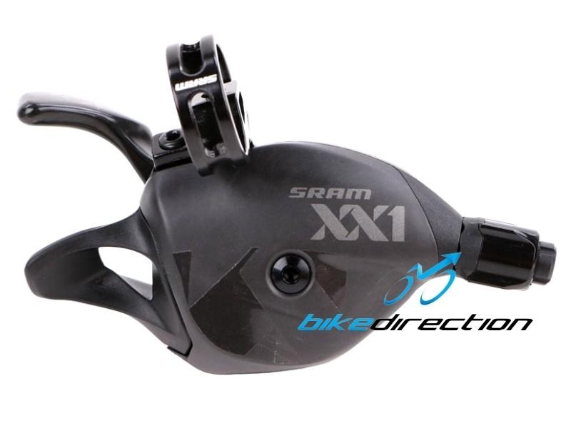 SRAM-EAGLE-XX1-MANETTINO-cambio-Trigger-12V-fach-DESTRO-nero-Bike-Direction