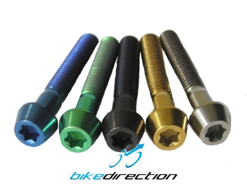 Viti-titanio-colorate-M5x30-t25-MTB-Corsa-Bike-Direction