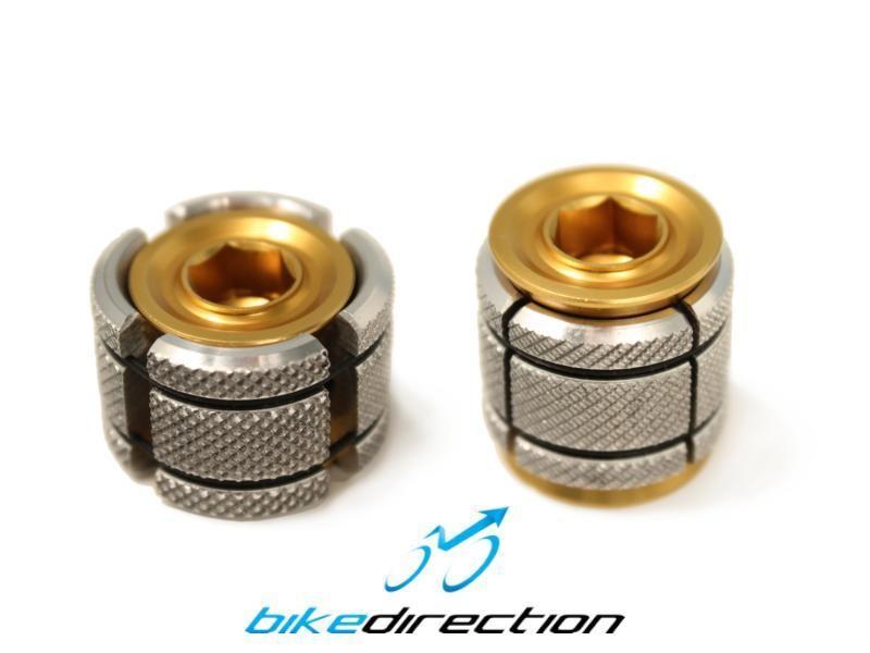 X-Plug-expander-mtb-corsa-serie-sterzo-leggero-Carbon-ti-Bike-Direction