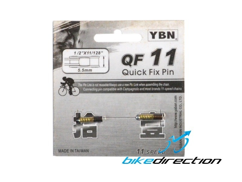Yaban-YBN-QF11-perno-giunzione-collegamento-maglie-catena-KMC-Bike-Direction