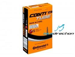camera-CONTINENTAL-RACE-aria-valvola-42-Corsa-700-28-23-25-copertoncino-Bike-Direction
