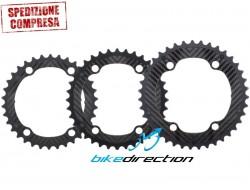 Corone X-CarboRing Carbon-Ti 33, 35, 37 denti bcd110 4 bracci per Sram AXS