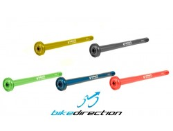 Perno passante posteriore colorato Carbon-ti X-Lock X-12 asse 12x142 (135+)