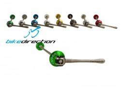 Sgancio rapido Carbon-Ti X-Lock Special MTB Rear mtb colorato posteriore