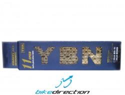 Catena-Yaban-Self-lubricating-leggera-11V-bici-strada-MTB-Bike-Direction