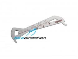 Chiave calibro controllo usura lunghezza catena