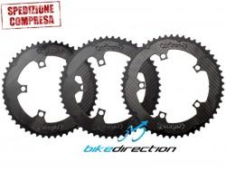 Corone X-CarboRing Carbon-Ti 50, 52, 53 denti bcd110 5 bracci