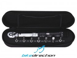 Chiave dinamometrica BBB TorqueSet con inserti
