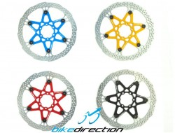 dischi-disco-Corsa-Estrema-180-oro-rossi-neri-blu-avid-formula-shimano-hope-MTB-Bike-Direction