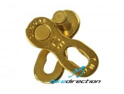 Falsamaglia gold KMC per catena 12V