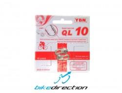 Falsamaglia YABAN QL10 per catene 10V