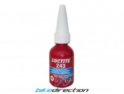 Frenafiletti Loctite 243 10 ml. media resistenza