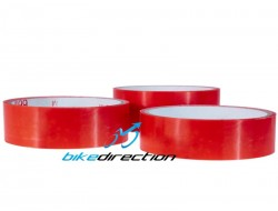 FRM-RED-CARPET-23-26-31-mm-nastro-latticizzazione-tape-tubeless-rosso-MTB-Bike-Direction