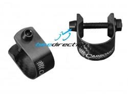 Collarino Carbonice Max carbonio 3k e UD per freni SRAM Avid