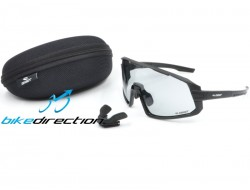 Occhiali Gist Next neri fotocromatici