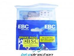 Pastiglie-freno-disco-bici-mtb-EBC-green-organiche-Avid-SRAM-X7-X9-X0-XX-Bike-Direction
