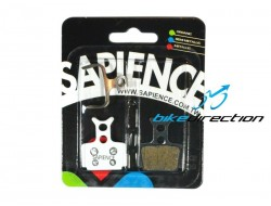 Pastiglie freno disco Sapience Superlight Organiche Formula R1, R1R, RO, RX, The One, T1 9 gr.