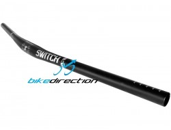 piega-carbonio-Flat-9°-back-sweep-carbon-handlebar-Switch-MTB-MANUBRIO-Bike-Direction