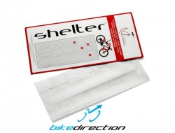 Protezione adesiva telaio e componenti Effetto Mariposa Shelter Off-Road Kit elementi prefustellati
