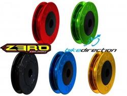 Speedy Shift Cruel Components Zerofactory rotellina colorata passaggio cavo cambio SRAM XX1, X01 11 e 12V