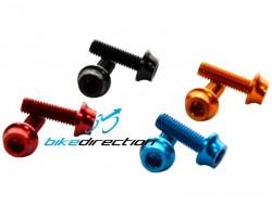 viti-colorate-rosse-nere-oro-blu-portaborraccia-m5x15-leggere-bolts-watercage-Bike-Direction
