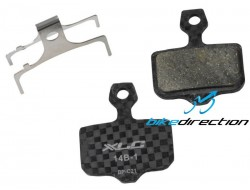 XLC-pastiglie-carbonio-Vesrah-Avid-compatibili-SRAM-XX-X0-X9-X7-Bike-Direction