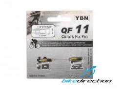 Perno Yaban QF11 pin chiusura catena 11V coppia