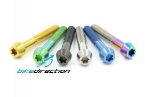 5x30-viti-colorate-titanio-blu-nero-rainbow-verde-Bici-Bike-Direction