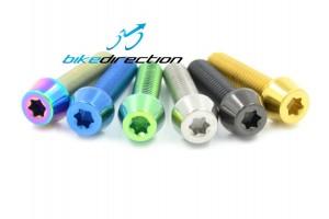 6x25-titanium-screws-colour-black-gold-blue-green-black-rainbow-Bike-Direction