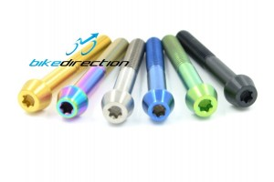 6x30-titanium-screws-colour-gold-blue-green-black-rainbow-Bike-Direction