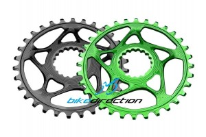 Absolute-Black-monocorona-verde-nera-cannondale-Hollowgram-Integrata-28-30-32-34-Bike-Direction